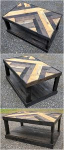Pallet Table Creation