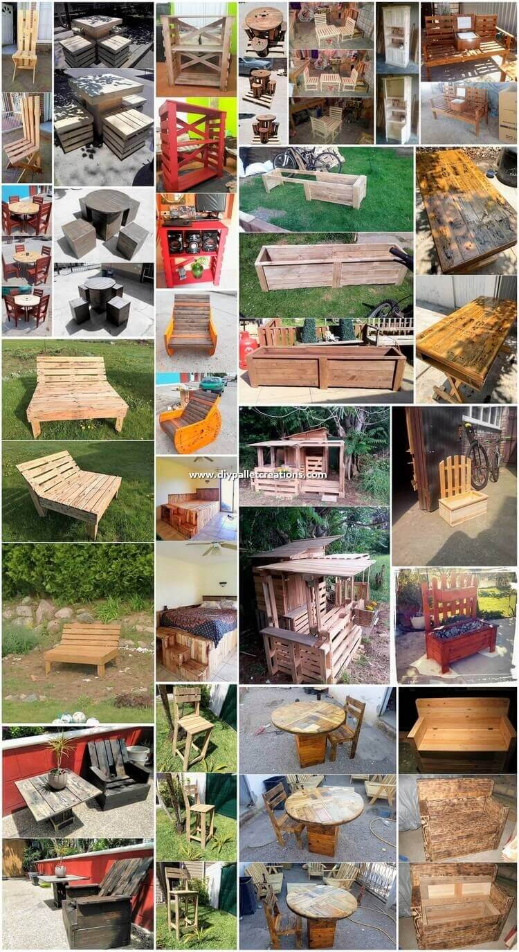 Cool-and-Fresh-Recycled-Wood-Pallet-Ideas