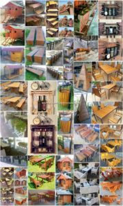 Creative Ways of Recycling Wood Pallets That Will Inspire You!