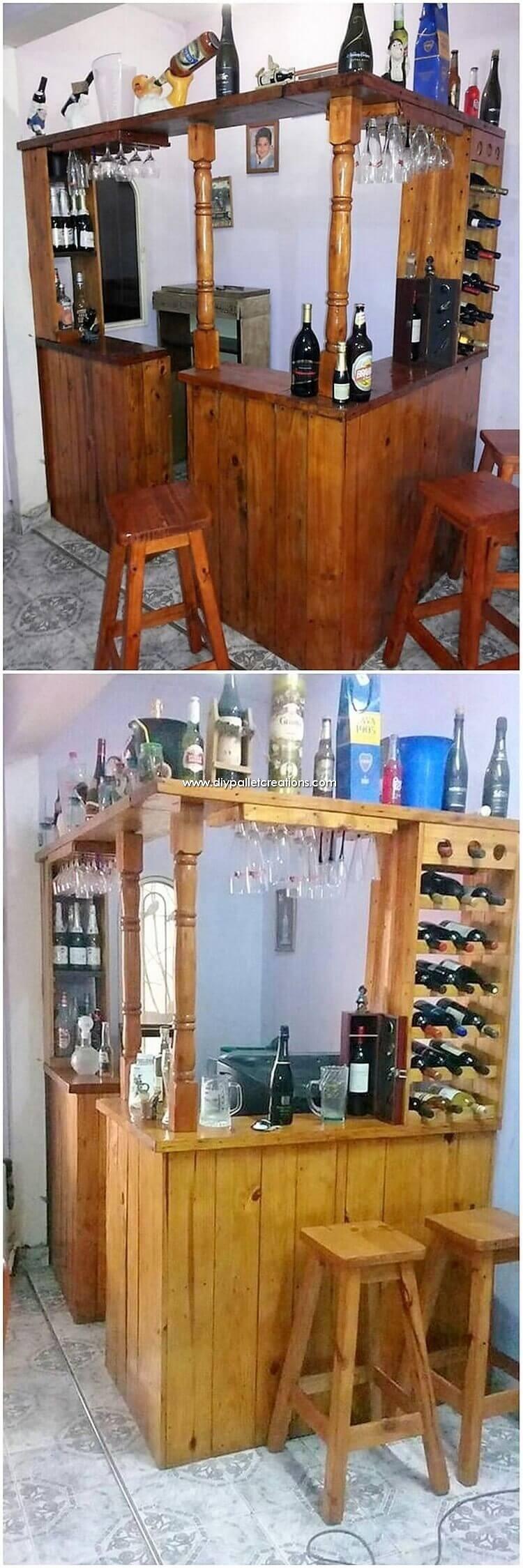 Pallet-Bar