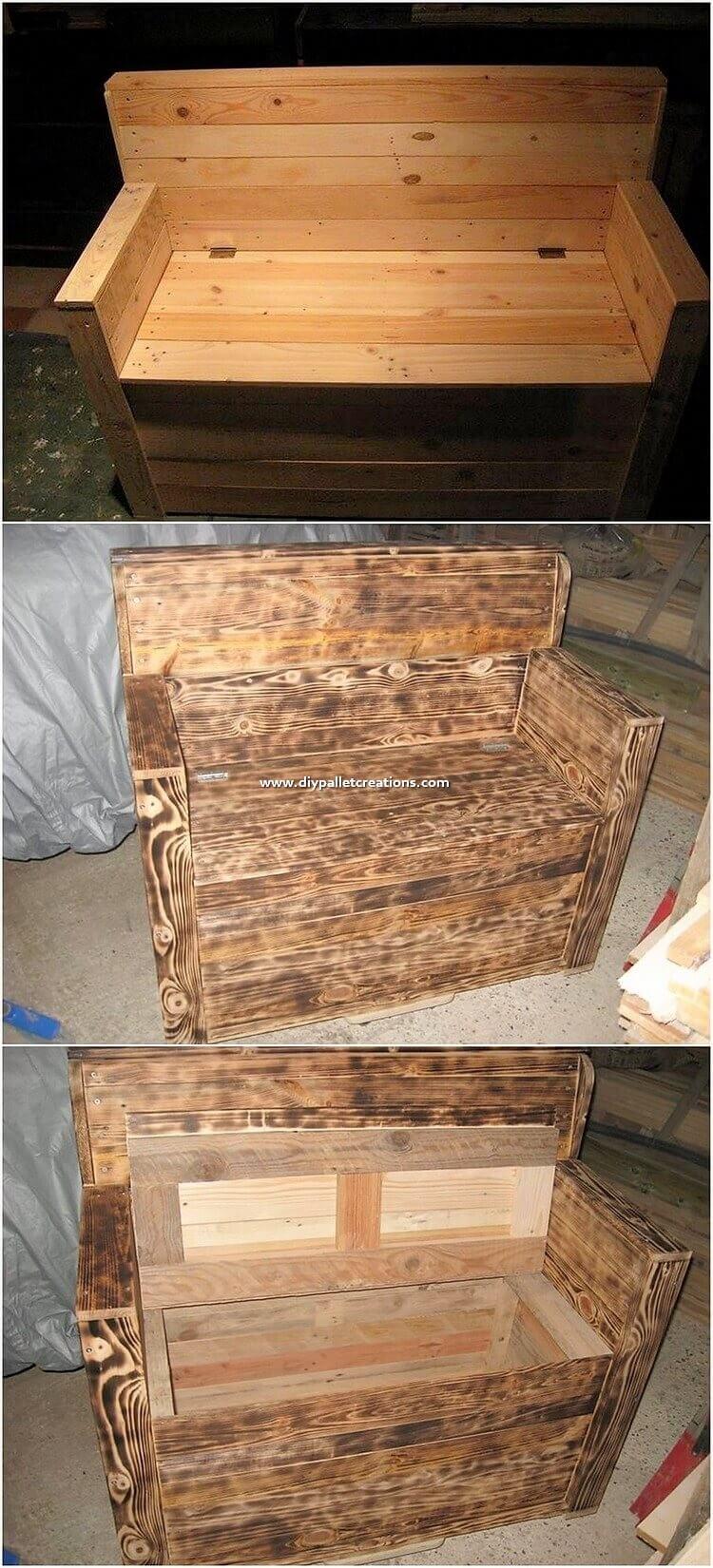 Pallet-Seat-with-Storage