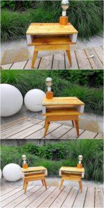 Pallet-Side-Tables