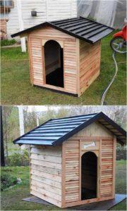 Pallet-Wood-Pet-House