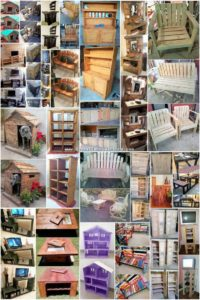 Shocking DIY Wood Pallet Projects You Can Try This Weekend