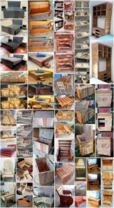 Inspirational DIY Pallet Ideas for Your Home Beauty
