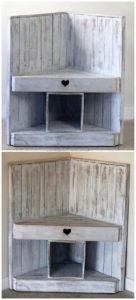 Pallet Corner Seat
