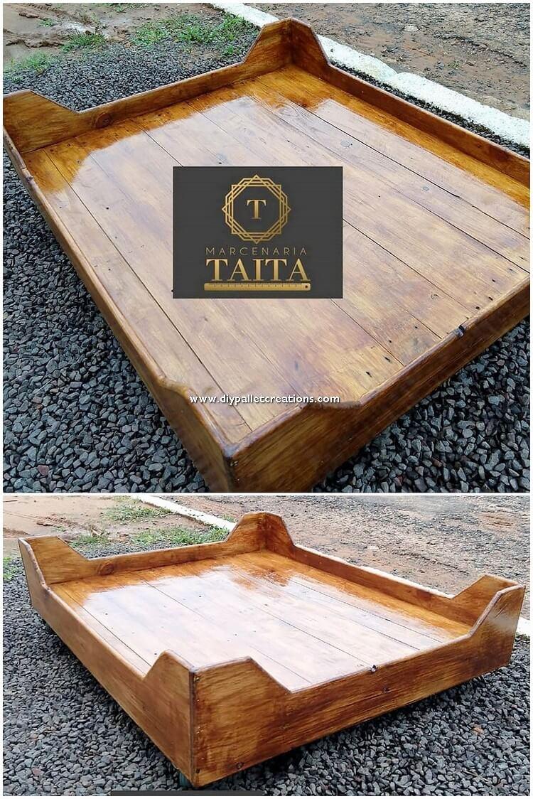 Pallet Tray Art