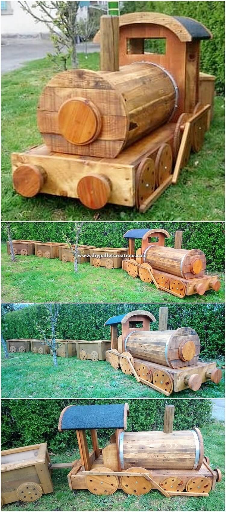 Pallet Train