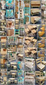 Enchanting DIY Wood Pallet Creations 2019