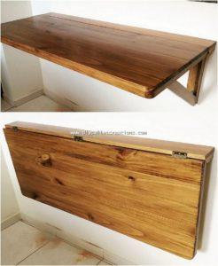 Pallet Folding Shelf