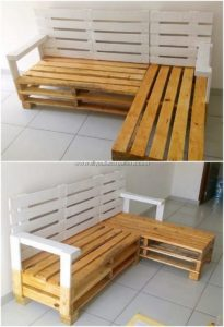 Pallet Bench or Couch