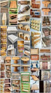 Perfect Ideas Made Out of Shipping Pallets