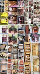 Ravishing DIY Projects with Recycled Pallets